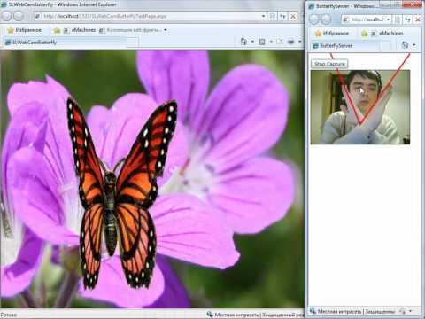 Работа с web-камерой в Silverlight 4